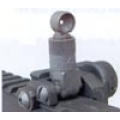 Knight's Armament 600m Flip-Up Rear Sight